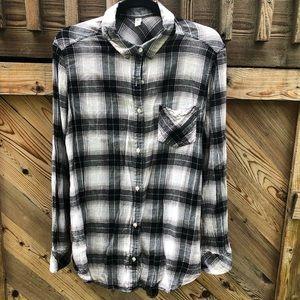 bp Flannel Shirt